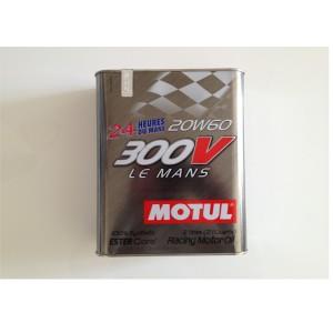 MOTUL 300V COMPETITION 15W50 (2l), Huile moteur motorsport  /  motor oil MOTUL Motorsport 300V LE MANS 20W60 (2l)